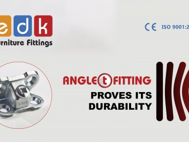 Angle T Fitting Proves It's Durability