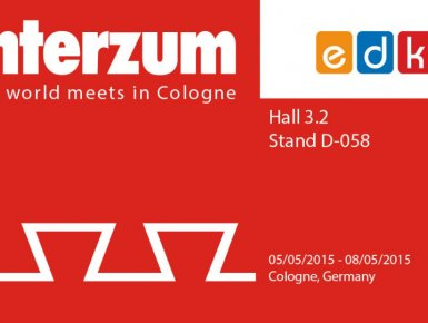 Attending Interzum on 5 May,2015