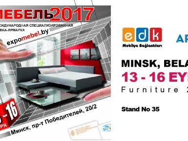 Minsk Furniture 2017